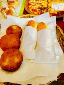 カレーパンソーセージパン